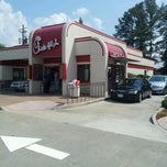 Photo taken at Chick-fil-A by Michael F. on 8/1/2012