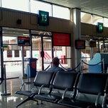 Photo taken at Gate T5 by Tan K. on 2/14/2012