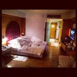 Photo taken at Le Méridien Dubai by Chris W. on 9/2/2012