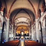 Photo taken at Basilica di Sant'Ambrogio by Jeremy S. on 8/3/2012