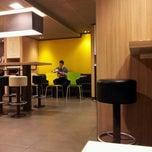 Photo taken at McDonald's by János N. on 4/24/2012