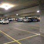 Photo taken at Bankers Life Fieldhouse Parking Garage by Drew P. on 3/18/2012