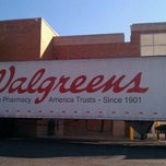 Photo taken at Walgreens by andrew on 2/23/2012