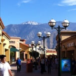 Photo taken at Desert Hills Premium Outlets by Dustin M. on 3/15/2012