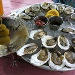 Photo taken at Matunuck Oyster Bar by Eric M. on 7/15/2012