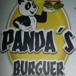 Photo taken at Panda's Burguer by Augusto C. on 8/2/2012