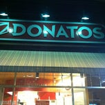 Photo taken at Donatos Pizza by Angel L. on 3/29/2012