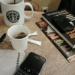 Photo taken at Starbucks Coffee Grand Indo by jooko i. on 3/11/2012