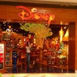 Photo taken at Disney Store by Rachel L. on 4/30/2012