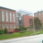 Photo taken at Gillings School of Global Public Health by a j. on 4/19/2012