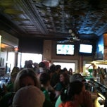 Photo taken at Mahaffey's Pub by Andy M. on 3/17/2012