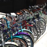 Photo taken at Summit Bicycles by Neal T. on 8/7/2012