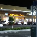 Photo taken at Little Caesar's Pizza by Oscar C. on 4/25/2012