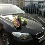 Photo taken at BMW Евросиб Сервис by Regina P. on 9/1/2012