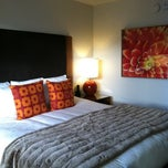Photo taken at Hotel Modera by Jen P. on 3/11/2012