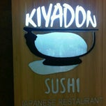 Photo taken at Kiyadon Sushi by Wahyu Bintang S. on 3/17/2012