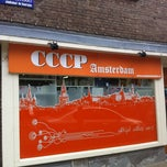 Photo taken at cccp amsterdam by MK on 7/1/2012