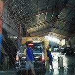 Photo taken at Bali Wisata Automatic Car Wash by putra w. on 6/15/2012