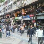 Photo taken at Nehru Place by Cristiano T. on 2/16/2012