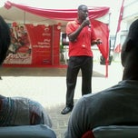 Photo taken at Airtel Head Office by Nana B. on 3/3/2012