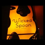 Photo taken at Wicked Spoon by Martin V. on 4/13/2012
