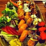 Photo taken at Koban Sushi by Bruno M. on 6/12/2012