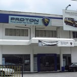 Photo taken at Proton Edar Service Centre by Norfirdaus H. on 8/17/2012