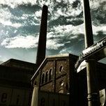 Photo taken at Rainer-Werner-Fassbinder-Platz by Raimund V. on 8/25/2012