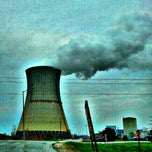 Photo taken at Davis-Besse Nuclear Power Station by Kile XY on 4/22/2012