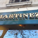 Photo taken at Café Martínez by Tiano V. on 6/26/2012