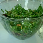 Photo taken at Chop't Creative Salad Company by Nicole K. on 8/6/2012