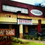 Photo taken at Detroit Steakhouse by Matheus V. on 5/28/2012