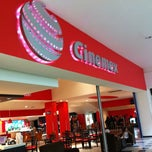 Photo taken at Cinemex by Edgar V. on 8/4/2012