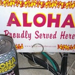 Photo taken at L & L Hawaiian Barbecue by Selena M. on 8/19/2012