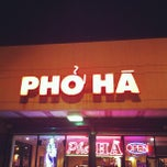 Photo taken at Pho Ha by Cindy T. on 9/2/2012