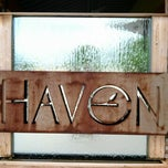 Photo taken at Haven by David J. on 6/14/2012