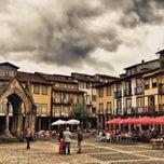 Photo taken at Largo da Oliveira by Turismo E. on 3/3/2012