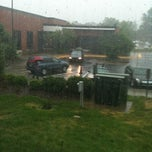 Photo taken at Durham Tech. White Building by Michael S. on 5/9/2012