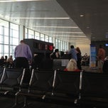 Photo taken at Gate B50 by Dale B. on 8/10/2012