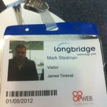 Photo taken at Longbridge Technology Park by Steadman on 5/1/2012
