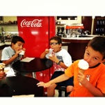 Photo taken at Larry's Homemade Ice Cream by Mark A. on 8/31/2012