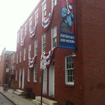 Photo taken at Babe Ruth Birthplace & Museum by Steven M. on 5/23/2012