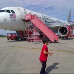 Photo taken at Bintulu Airport (BTU) by Zulyusri Z. on 2/10/2012