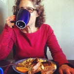 Photo taken at The Loop Breakfast House by Maya J. on 3/13/2012
