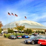 Photo taken at Tacoma Dome by Luis R. on 9/6/2012