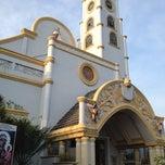 Photo taken at National Shrine of the Divine Mercy by Jezeel Ann M. on 7/14/2012
