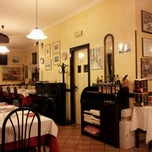 Photo taken at Trattoria Galliano by Joe Artid F. on 2/28/2012