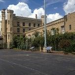 Photo taken at Old Joliet Prison by Doug W. on 8/19/2012