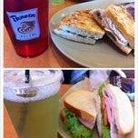 Photo taken at Panera Bread by Rui W. on 6/9/2012