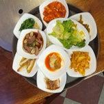Photo taken at Chung Ki-Wa by Patrick H. on 6/12/2012